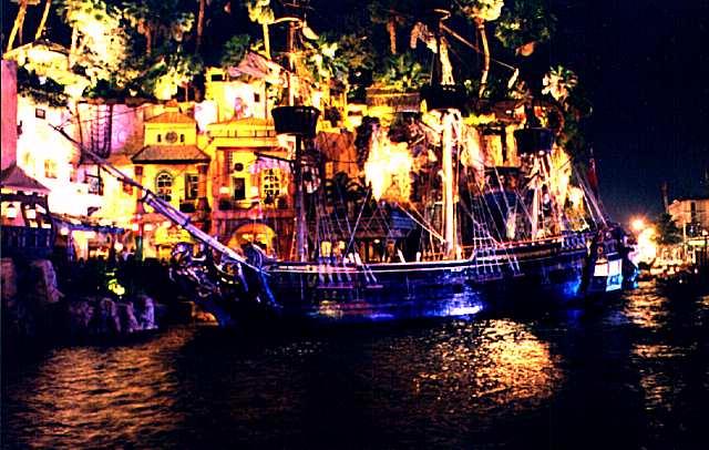Treasure Island Show
