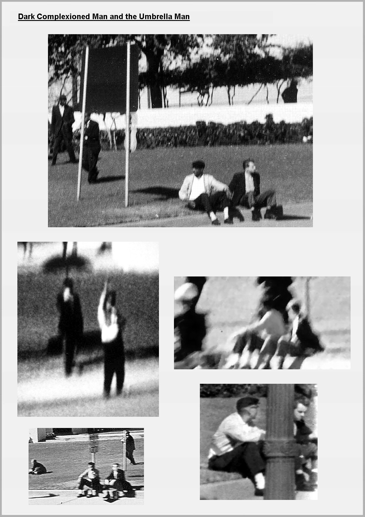 DeRosaWorld: 30 Days of JFK Assassination Facts (Umbrellas and