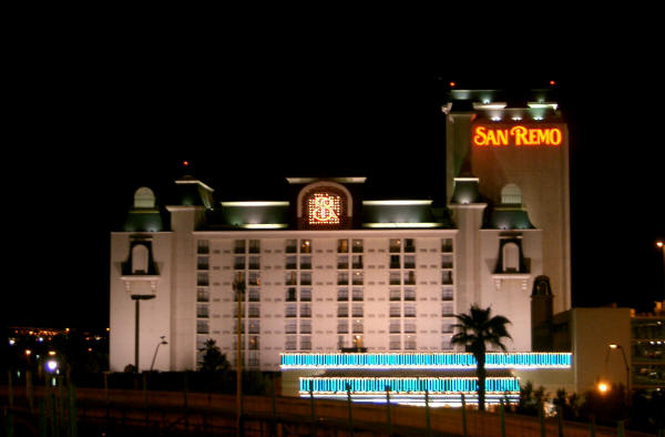 San remo casino las vegas yakov hirsch poker